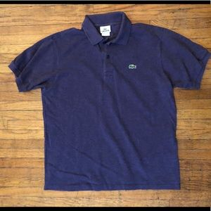 Lacoste Pique Polo Shirt, French Size 5 (US M-L)
